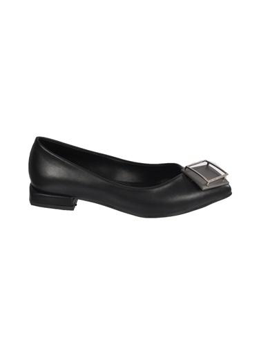 Mhd 125 Kadın Günlük Ayakkabı Siyah